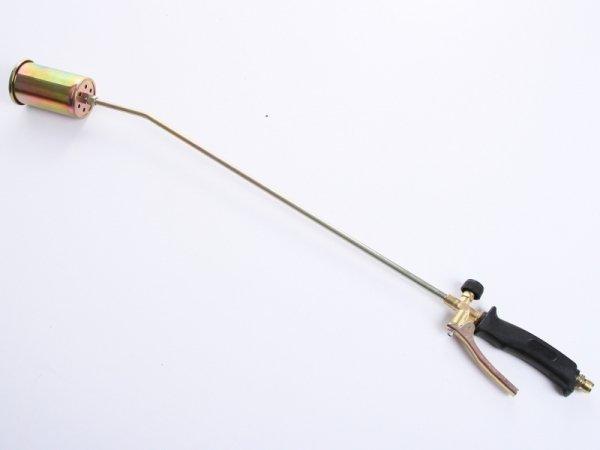 Brenner Gasbrenner Dachbrenner Abflammgerät  85cm ø60 mm