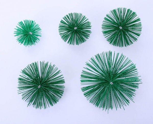 Schornsteinbesen Kaminbesen aus Kunststoff 15cm