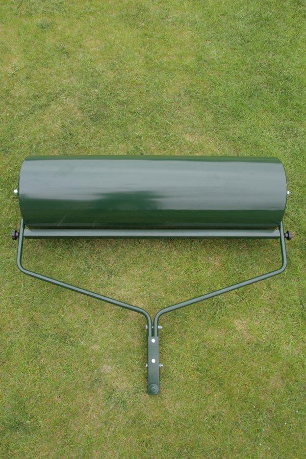 Gartenwalze Walze Rasenwalze in grün 102 cm