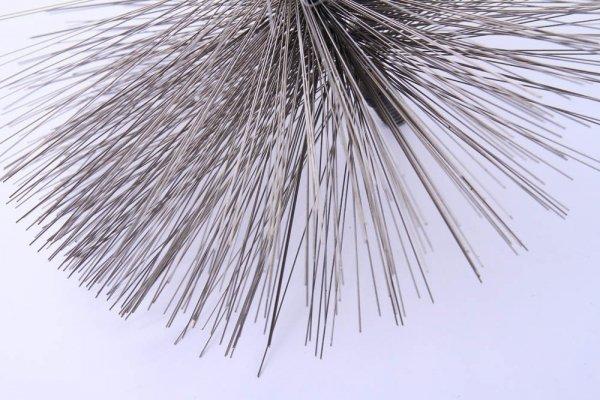 Schornsteinbesen Kaminbesen aus Stahl 12,5cm