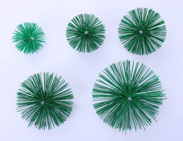Schornsteinbesen Kaminbesen aus Kunststoff 13cm