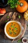 Zupa krem marchew-dynia zagęszczona 1,1 kg = 2,5 l zupy