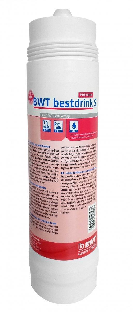 Filtr BWT magnezowy