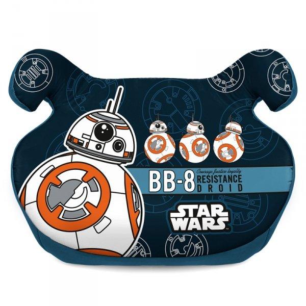 Kindersitzerhöhung Disney STAR WARS BB8 15-36kg