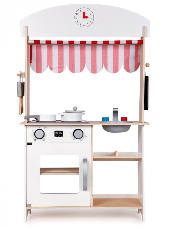 Kochspielküche Holzspielküche Kinderküche Spielzeugküche Holzküche Zubehör NEU