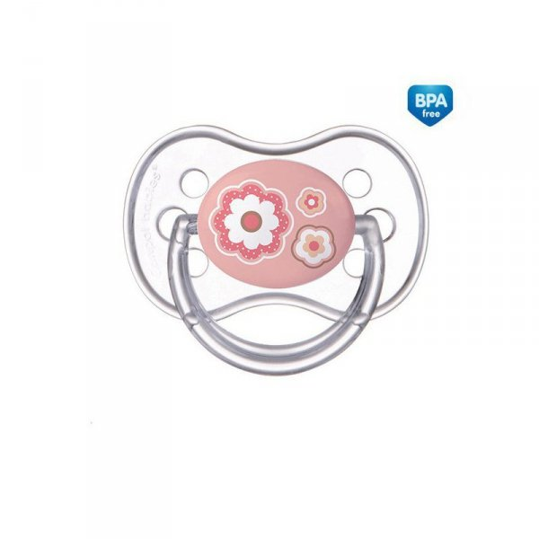 Schnuller 6-18 M Newborn Baby-Rosa