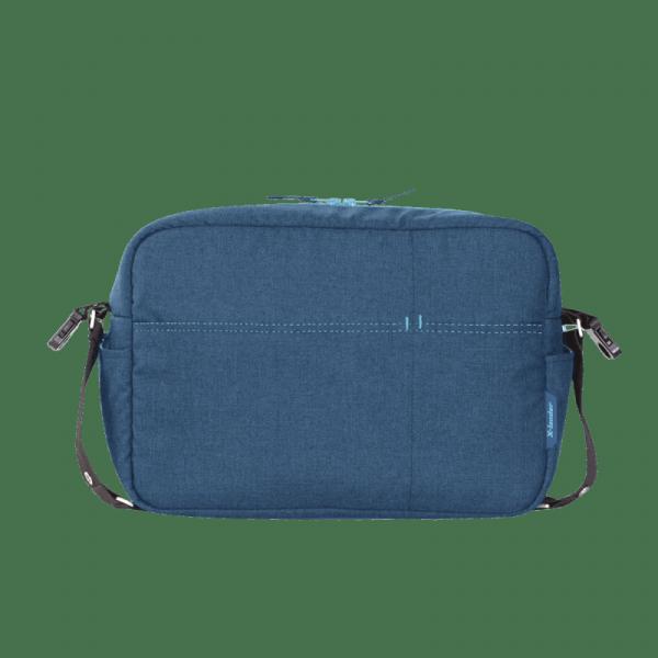 Wickeltasche X-BAG - Petrol Blue