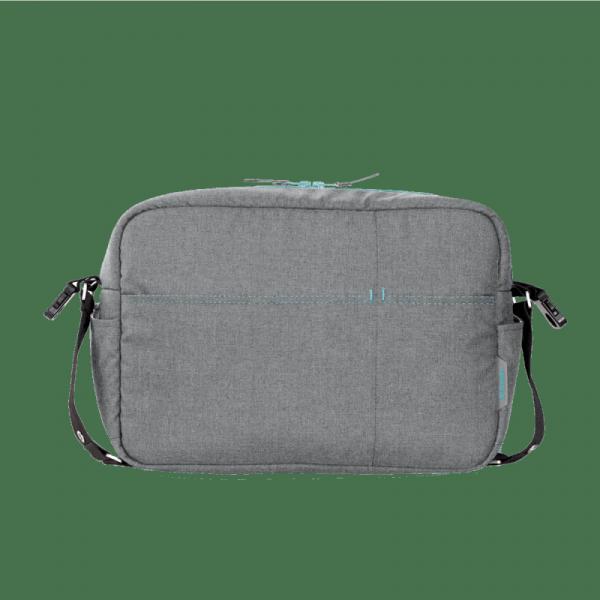 Wickeltasche X-BAG - Azure Grey
