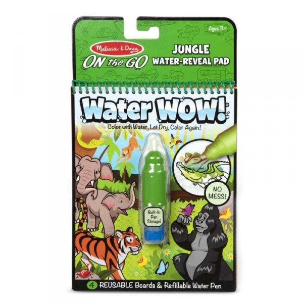 Wassermalbuch Dschungel Water