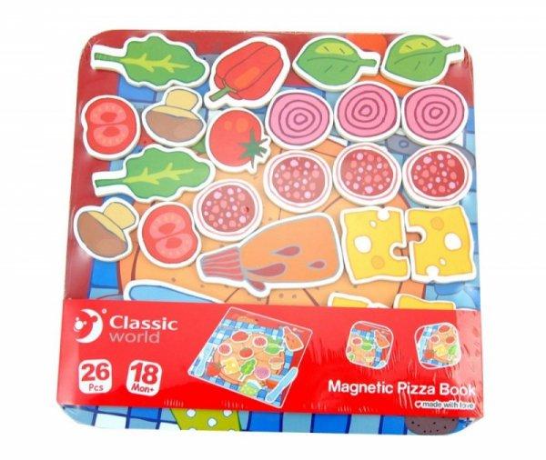 Lebensmittel PIZZA Spielzeug Kaufladen