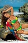 Kostium kąpielowy Christina Royal Blue-Crickiet-Beat M-348 (8)
