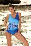 Kostium kąpielowy Daniella Spot-Blu Cina M-555 (1)