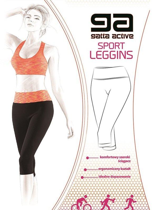 Leginsy SPORT LEGGINS