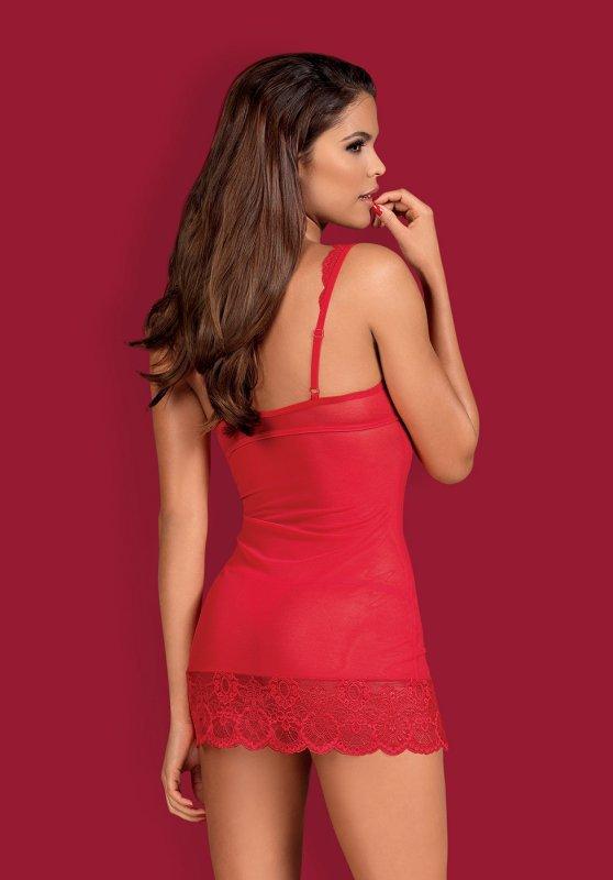 Koszulka Electra Red 853-CHE-3 + stringi GRATIS!
