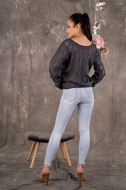Sweter Gloris Graphite