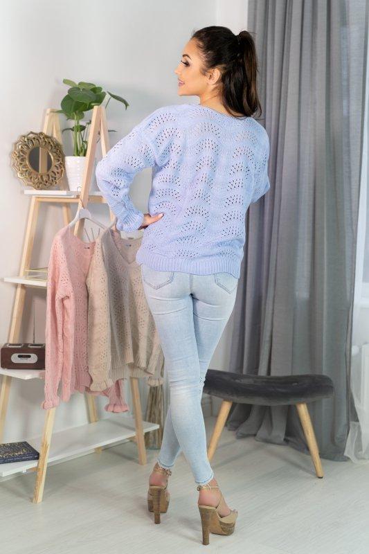 Sweter Venigam Light Blue