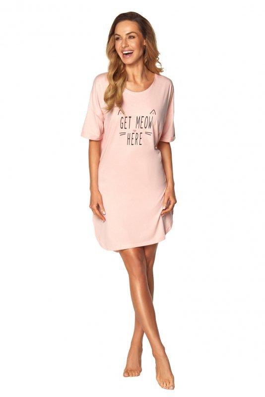 Koszula Alice SAL-ND-2071.I Różowa