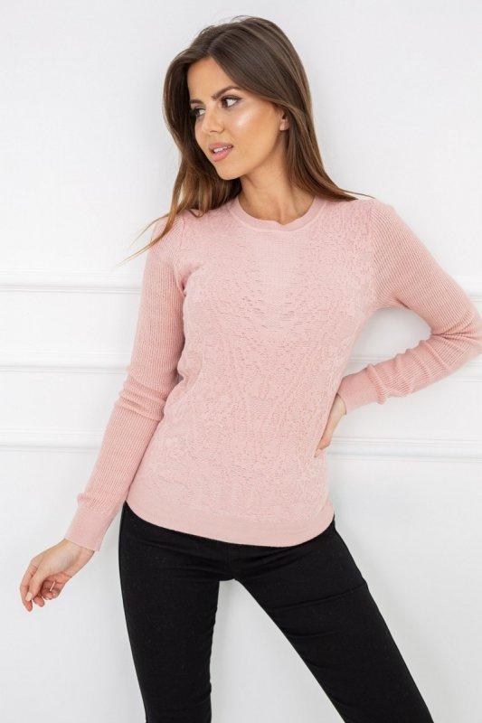 Sweterek Kimberly Soft Pink MCY02189