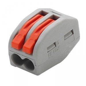 Złączka Instalacyjna 2x4mm 0.08-2.5(4.0)mm NYLON 32A V-TAC