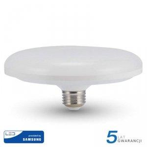 Żarówka LED V-TAC SAMSUNG CHIP 36W E27 fi250 UFO VT-235 4000K 2900lm 5 Lat Gwarancji