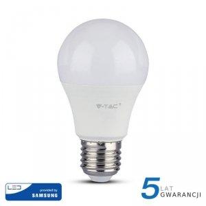 Żarówka LED V-TAC SAMSUNG CHIP 11W E27 A60 VT-212 3000K 1055lm 5 Lat Gwarancji