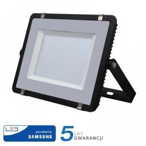Projektor LED V-TAC 200W SAMSUNG CHIP Czarny VT-200 6400K 16000lm 5 Lat Gwarancji