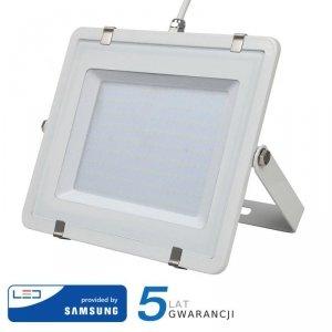Projektor LED V-TAC 200W SAMSUNG CHIP Biały VT-200 6400K 16000lm 5 Lat Gwarancji