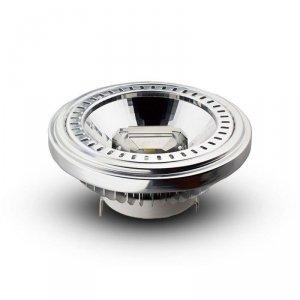 Żarówka LED V-TAC AR111 15W G53 12V 40st COB VT-1110 6000K 950lm