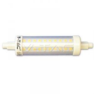 Żarówka LED V-TAC 10W Żarnik R7S 118mm VT-1990 2700K 1000lm