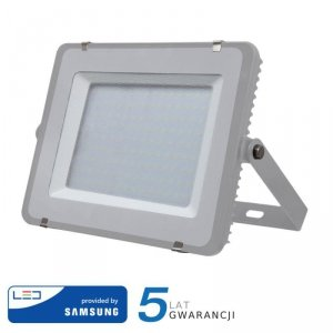 Projektor LED V-TAC 150W SAMSUNG CHIP Szary VT-150 6400K 12000lm 5 Lat Gwarancji