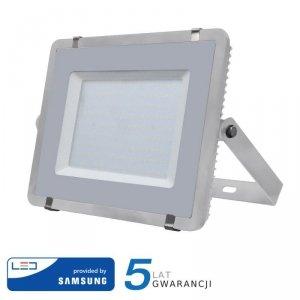 Projektor LED V-TAC 200W SAMSUNG CHIP Szary VT-200 6400K 16000lm 5 Lat Gwarancji