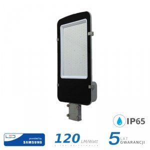 Oprawa Uliczna LED V-TAC SAMSUNG CHIP A++ 150W Szara VT-150ST 6400K 18000lm 5 Lat Gwarancji