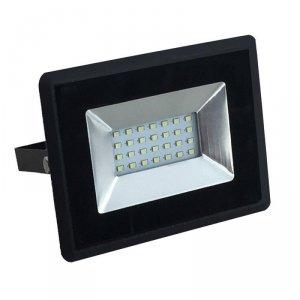 Projektor LED V-TAC 20W SMD E-Series Czarny VT-4021 4000K 1700lm