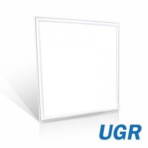 Panel LED V-TAC 45W 600x600 UGR PMMA VT-6068 3000K 3600lm