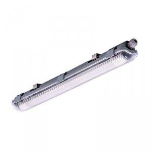 Oprawa Hermetyczna V-TAC LED 60cm 1x10W IP65 (Tuba LED w zestawie) VT-6028 6400K 850lm
