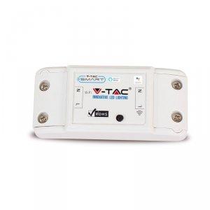 Sterownik Switch WiFi V-TAC 10A Amazon Alexa, Google Home, Nest VT-5008