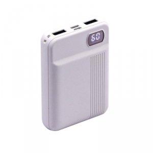 Power Bank V-TAC 10000 Mah Biały V-TAC VT-3504