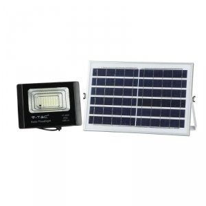 Projektor LED Solarny V-TAC 12W IP65 VT-25W 6000K 550lm