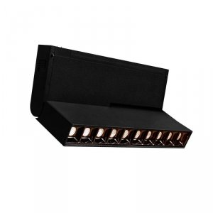 Oprawa Szynosystemu Magnetycznego V-TAC 20W 24V LED Czarna CRI90+ UGR19 VT-4220 3000K 1200lm 3 Lata Gwarancji