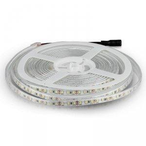 Taśma LED V-TAC SMD3528 600LED IP65 RĘKAW 7,2W/m VT-3528 6000K 600lm