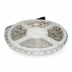 Taśma LED V-TAC SMD5050 300LED IP65 RĘKAW 10W/m VT-5050 4000K 1000lm