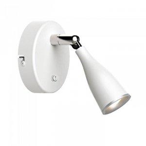 Kinkiet V-TAC 4,5W LED Biały z włącznikiem VT-805 3000K 360lm 3 Lata Gwarancji