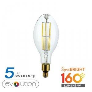Żarówka LED V-TAC 24W E27 ED120 EVOLUTION 160lm/W A++ VT-2324 6400K 4000lm