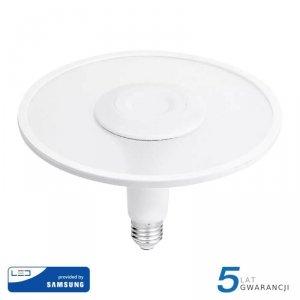 Żarówka LED V-TAC SAMSUNG CHIP 18W UFO fi220 VT-2318 3000K 920lm 5 Lat Gwarancji