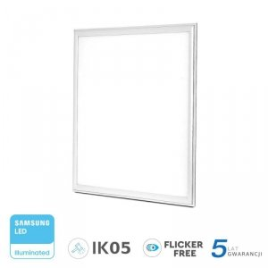 Panel LED V-TAC 45W SAMSUNG CHIP 600x600 VT-645 6400K 3600lm 5 Lat Gwarancji