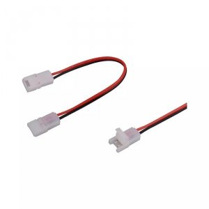 Konektor Złączka Taśm LED V-TAC Taśma-Przewód-Taśma do Taśm i Pasków LED Gęste i Zwykłe 8mm