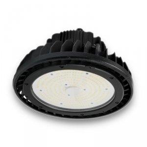 Oprawa V-TAC LED High Bay SAMSUNG CHIP 150W Meanwell Ściemnialny 140lm/W VT-9-151 6400K 21000lm 5 Lat Gwarancji