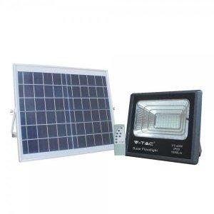 Projektor LED Solarny 40W 6000K IP65 1050lm