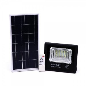 Projektor LED Solarny 4000K IP65