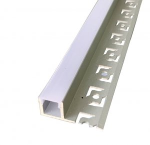 Profil LED aluminiowy 2m do płytek jednostronny 2m